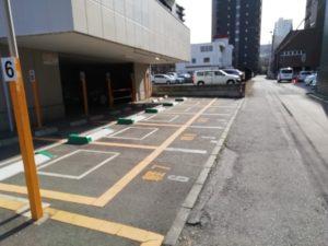 甲府北口1丁目第2軽駐車場