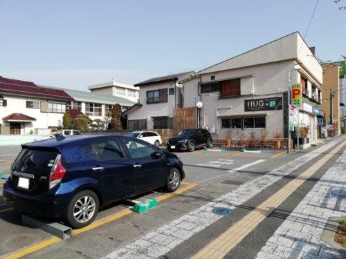 コムパーク甲府武田通り 外観
