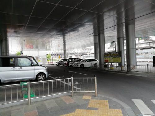 甲府駅北口第1 外観
